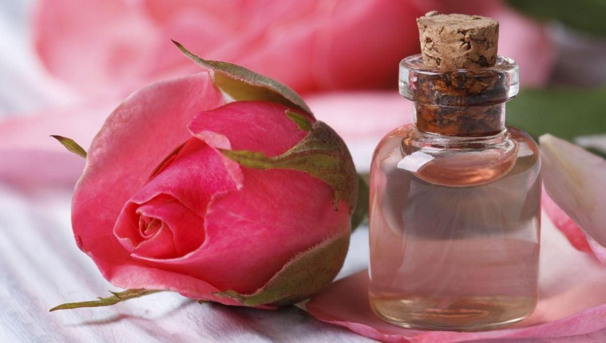 Natural Makeup Removers - Rose Water