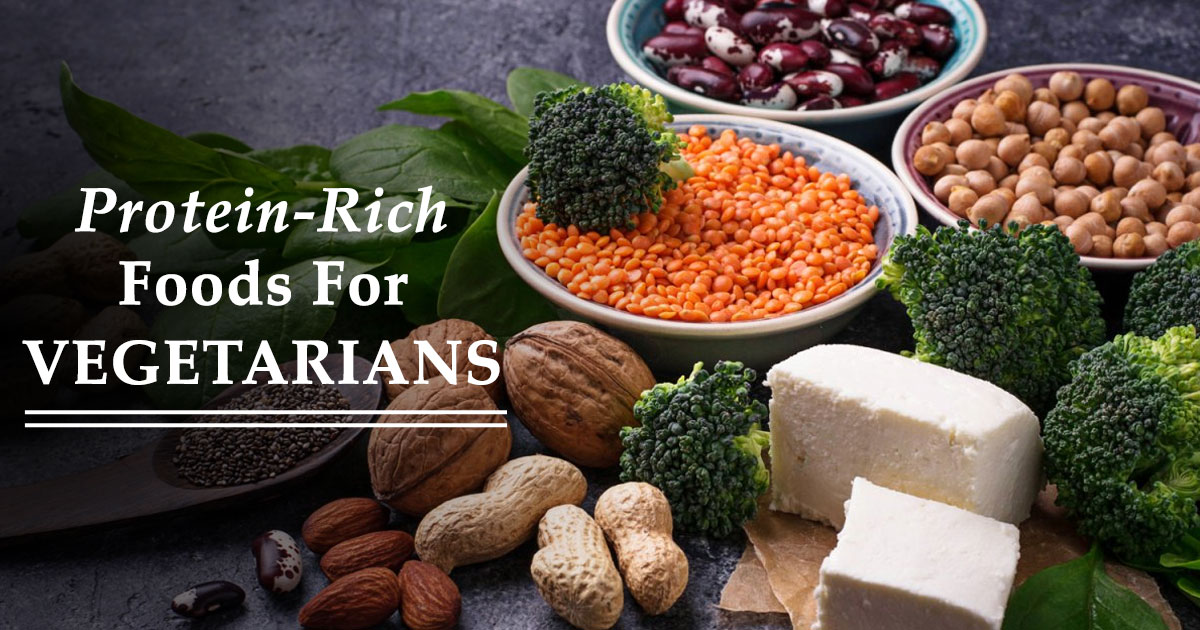 protein sources for vegetarians pdf