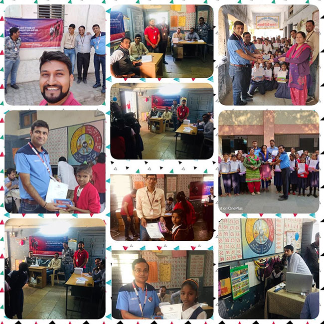 ICICI Lombard Caring Hands Campaign 2018