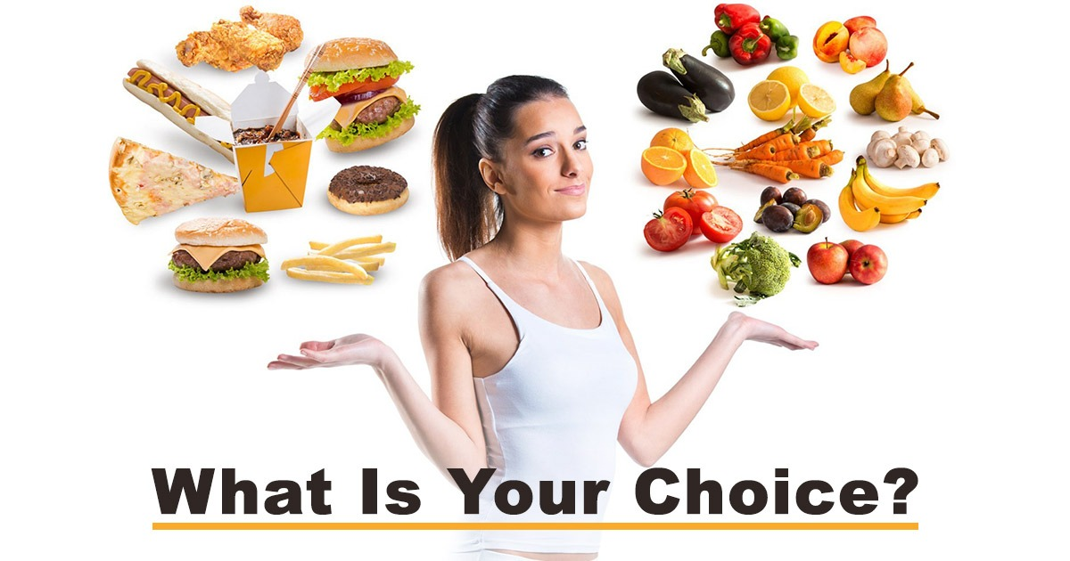 Healthy Food Consumption To Lead A Healthy Lifestyle