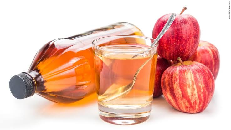 Apple Cider Vinegar For Dry Itchy Scalp