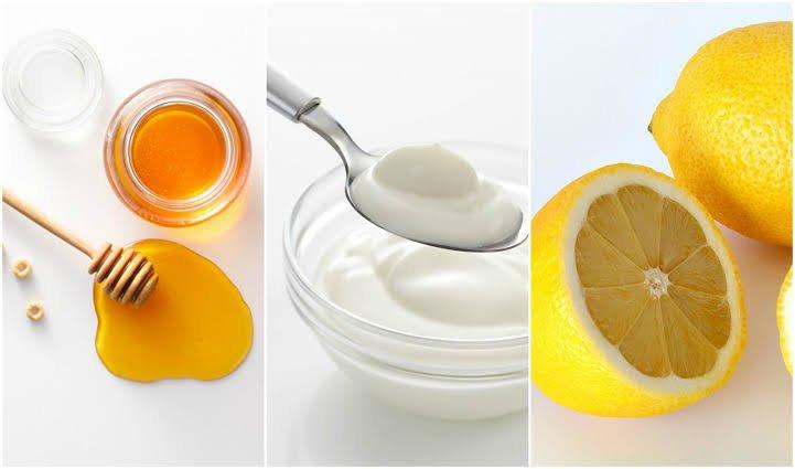 DIY Yoghurt Hair Masks