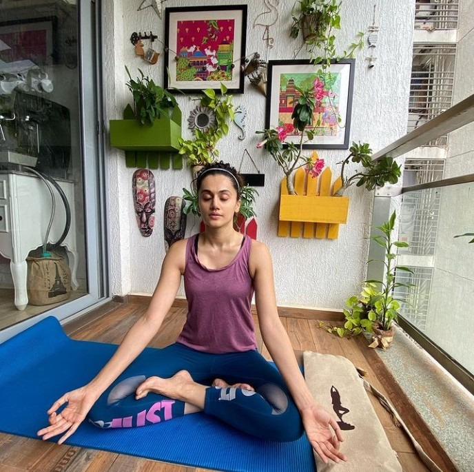 Taapsee Pannu's Fat Burning Drink Recipe For Fitness