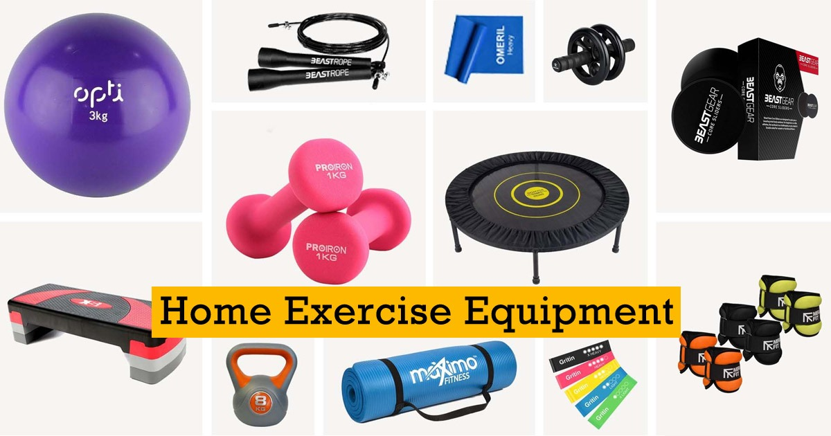 Home Workout Equipment Fitness