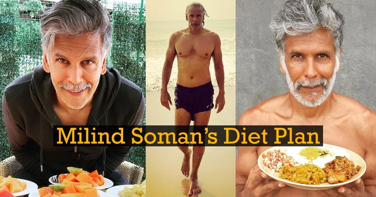 Milind Soman Fitness