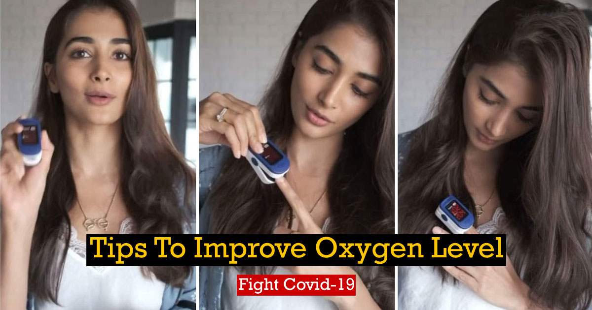 Improve Oxygen Level At Home Covid-19